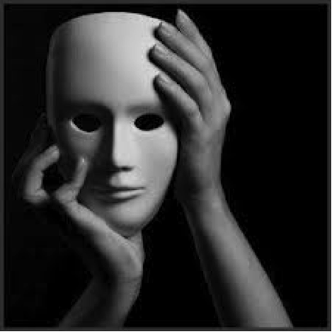 vivir sin máscaras